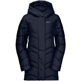 Jack Wolfskin Kyoto Jas Dames, midnight blue